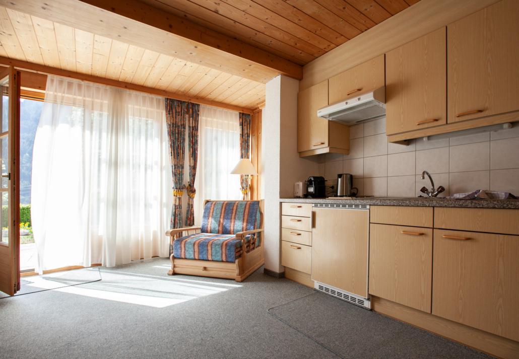 Küche Apartment Matri 1