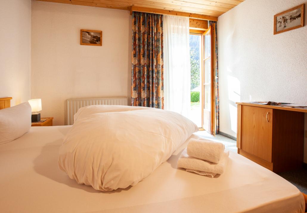 Doppelbett Apartment Matri 1
