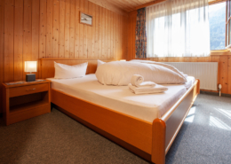 Doppelbett Apartment Matri 3 Arlberg