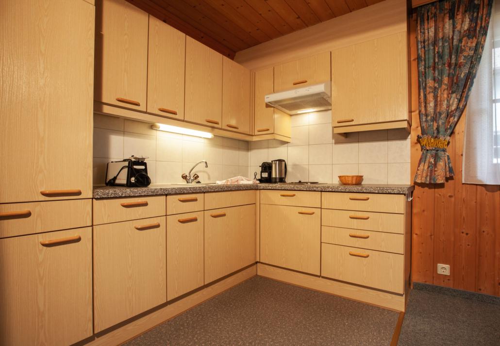 Küche Apartment Matri 4 Arlberg
