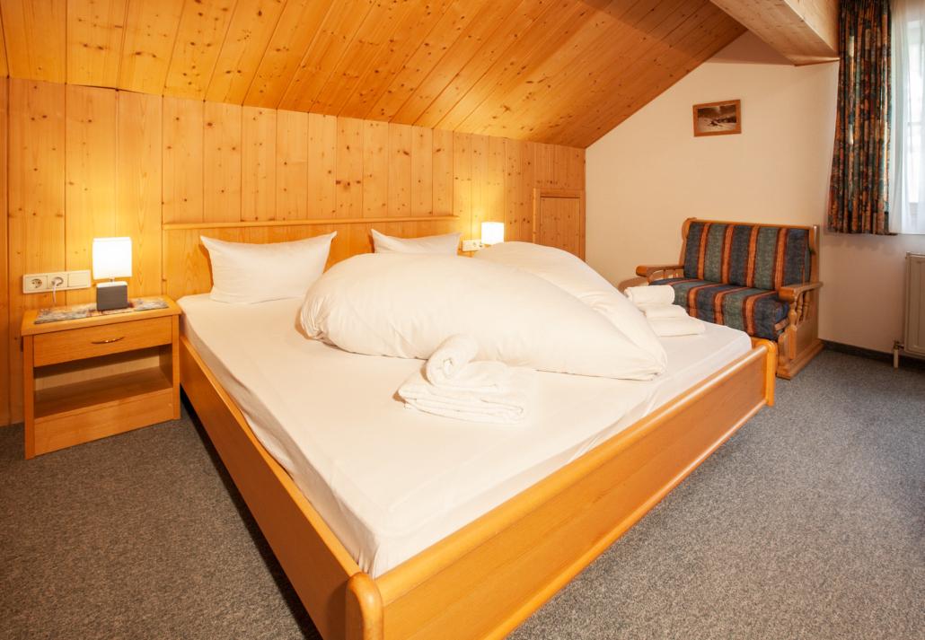Doppelbett Apartment Matri 5