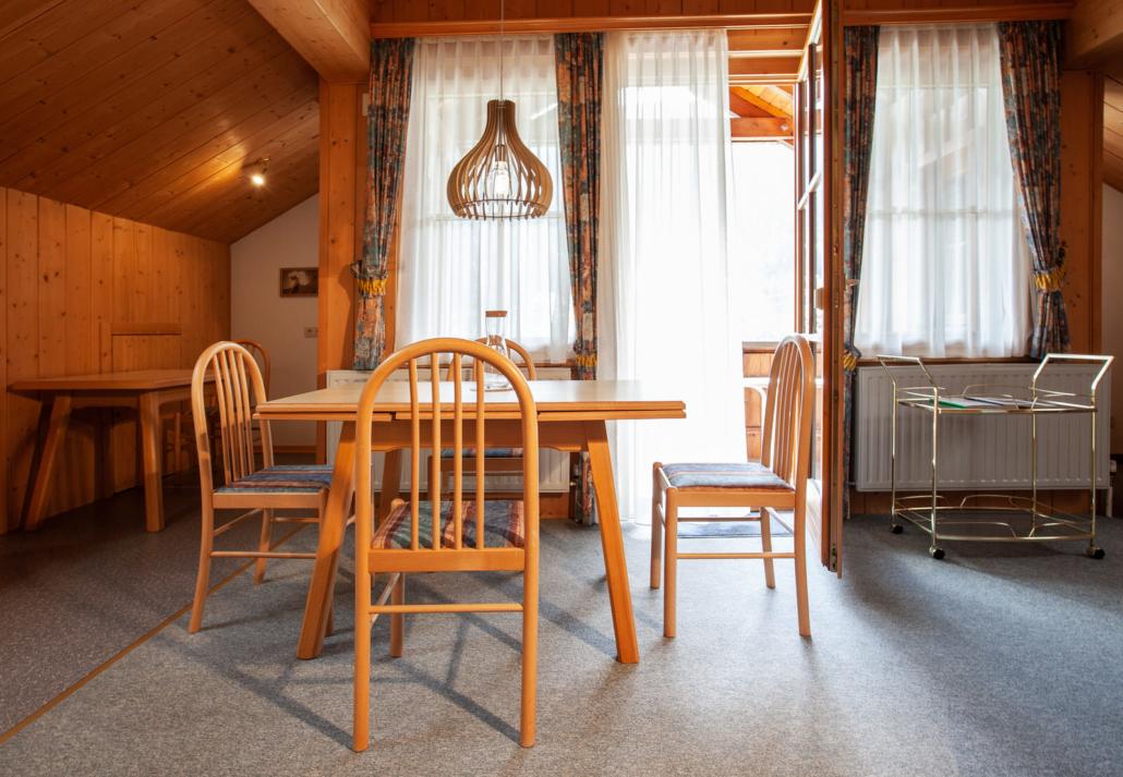Sitzgruppe Apartment Matri 5