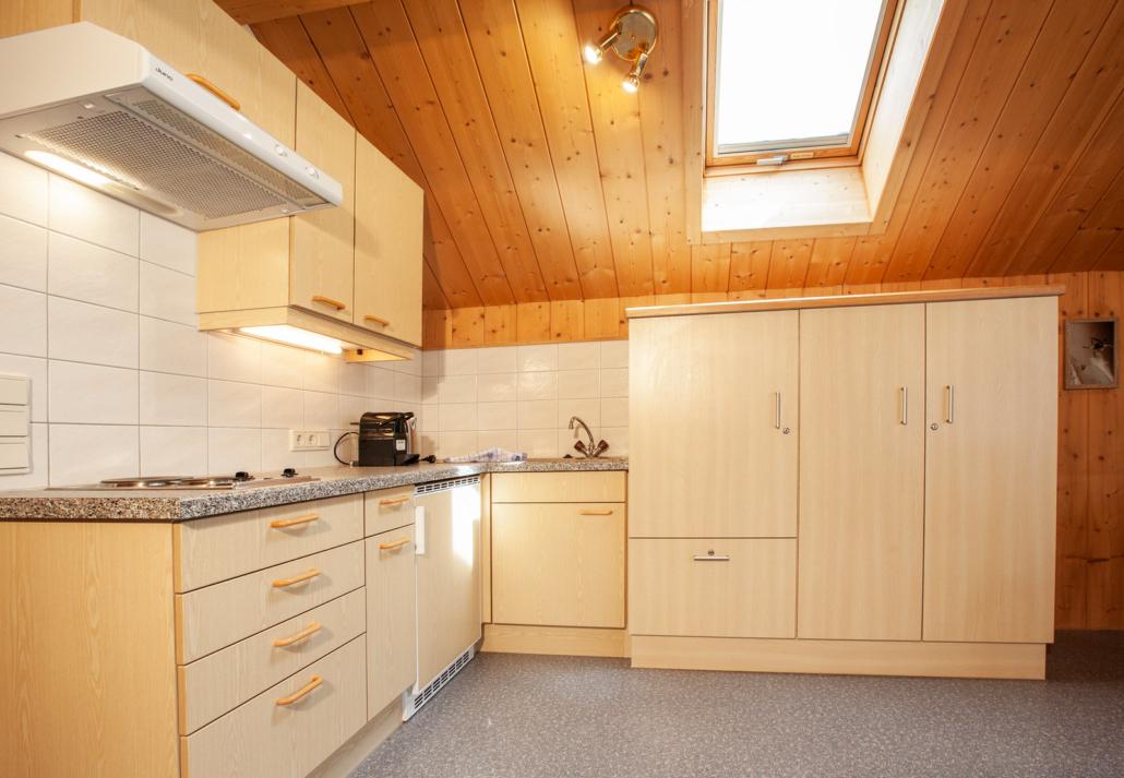 Küche Apartment Matri 5