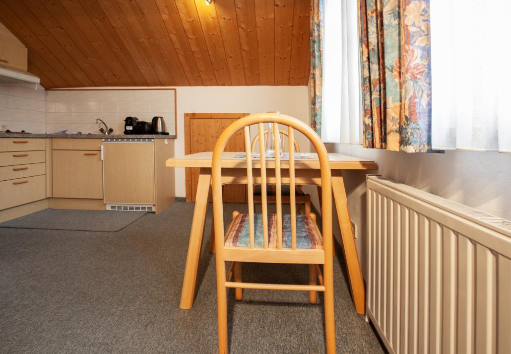 Küche Apartment Matri 6 Arlberg