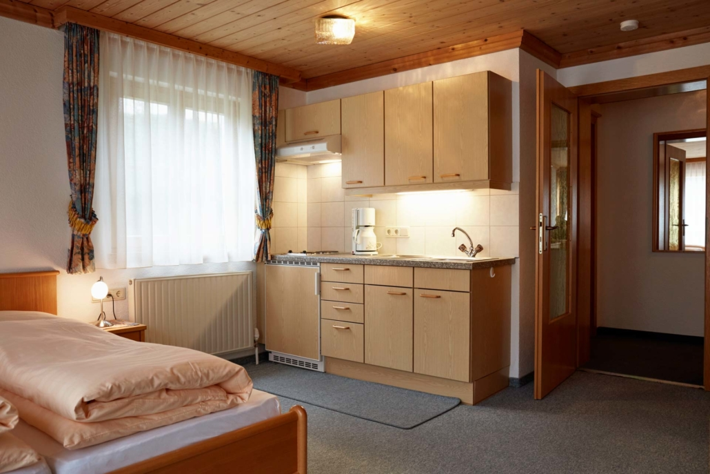 Küche Apartment Matri 2