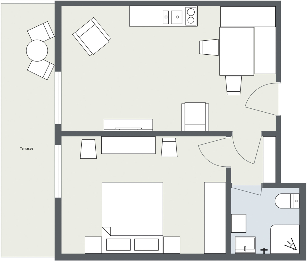 Map Apartment Matri 1