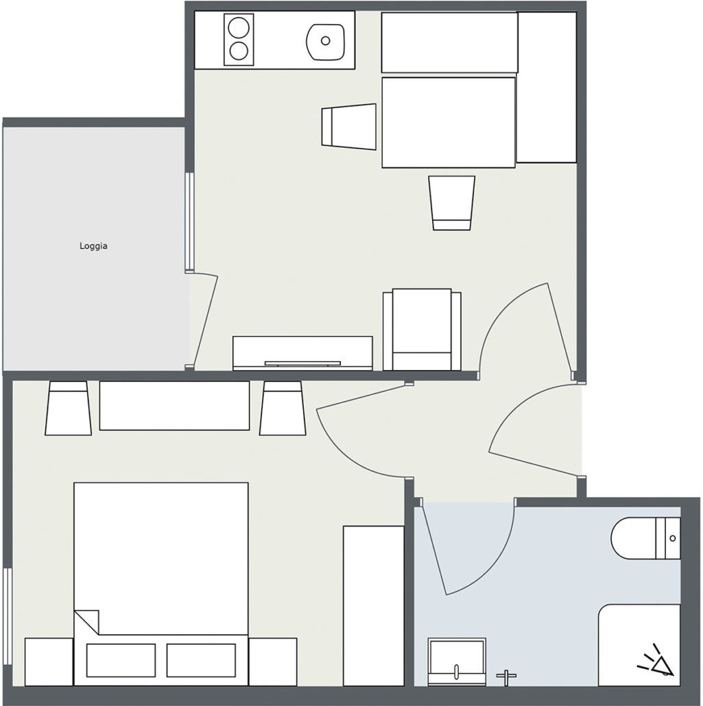 Map Apartment Matri 3