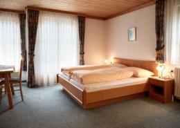 Schlafzimmer Apartment Matri 2