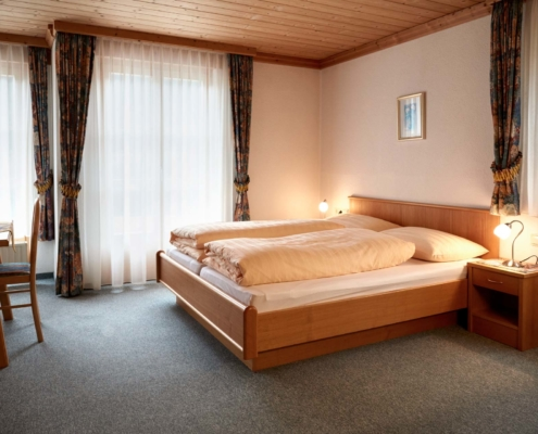 Schlafzimmer Apartment Matri 2