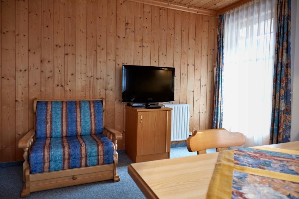Wohnzimmer Apartment Matri 4