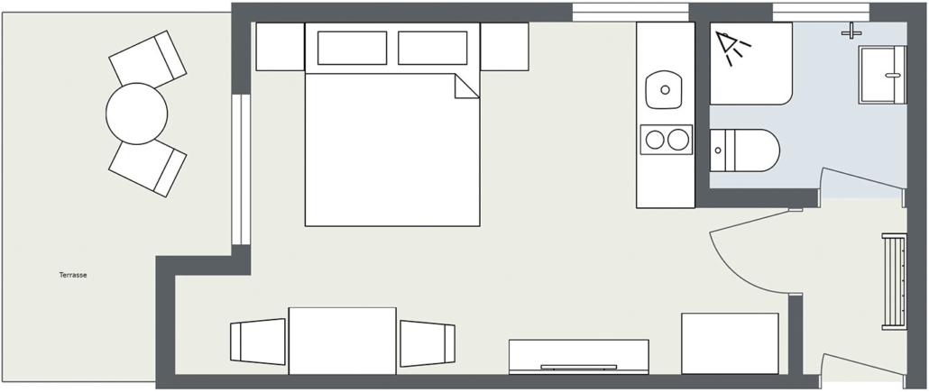 Map Apartment Matri 2